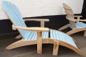 Adirondack Chair With Footrest - picture 2