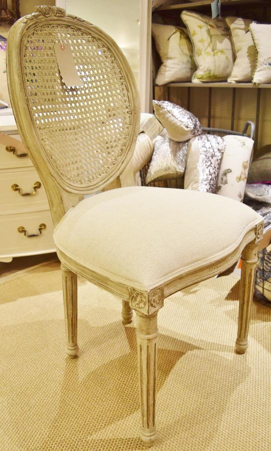 French Style Single Chair
