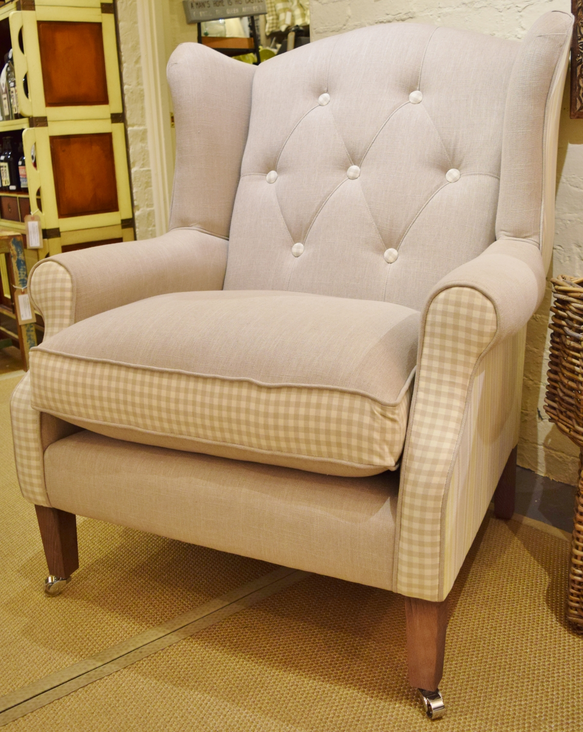Voyage Maison Wing Chair