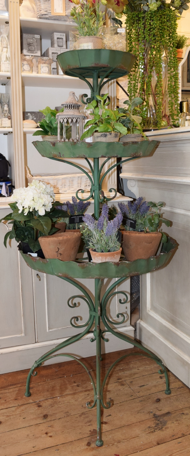 3 Tier Plant Stand/Etagere