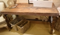 Vintage Folding Wedding Table - picture 1